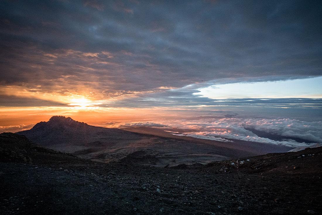Kilimanjaro: Machame Route 4