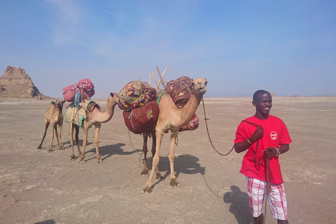 Djibouti's Footsteps of the Afar 2