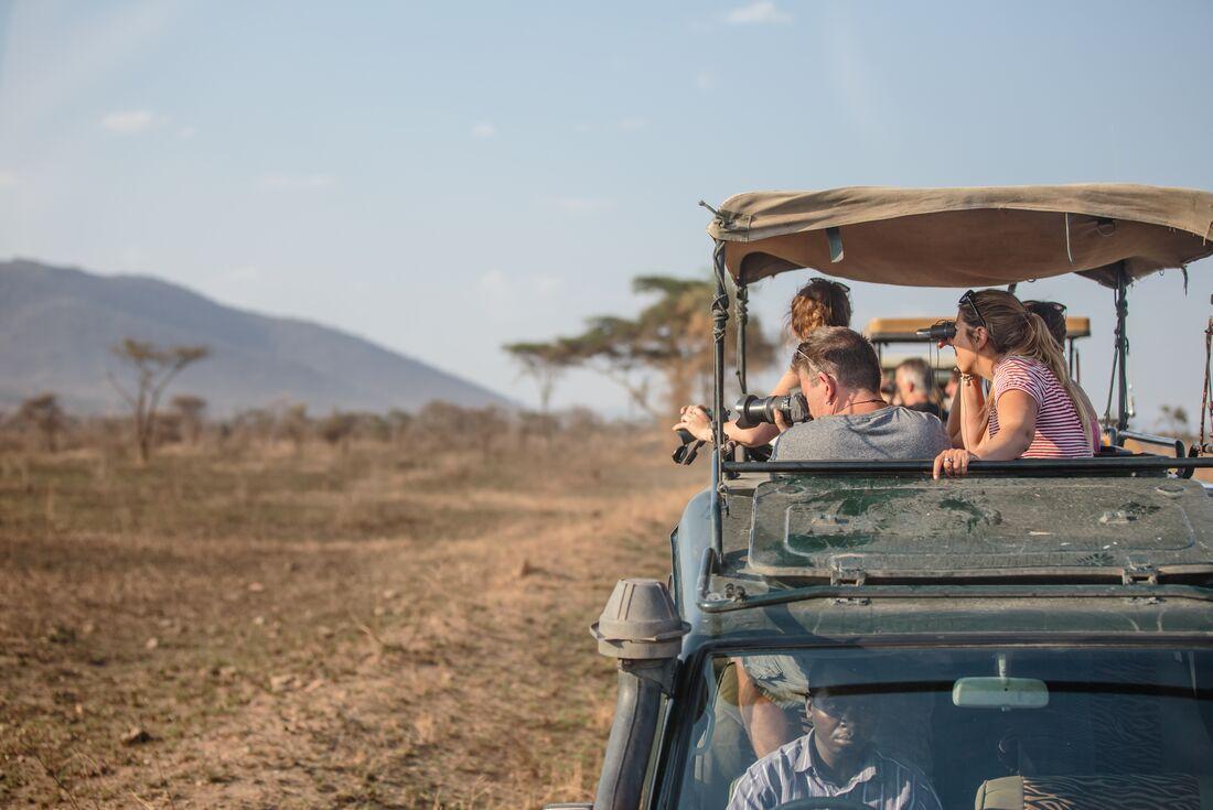 Kilimanjaro & Serengeti Adventure 4