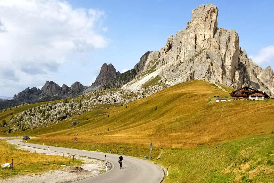 Cycle the Dolomites & Italian Alps: Road Cycling 1