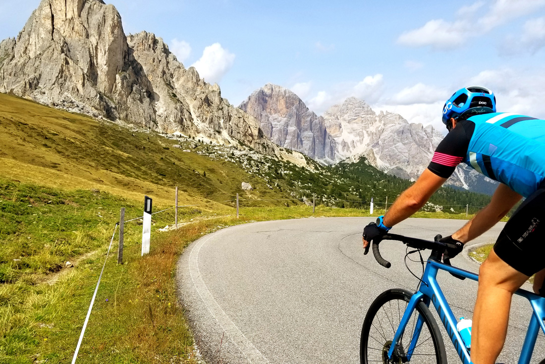 Cycle the Dolomites & Italian Alps: Road Cycling 3