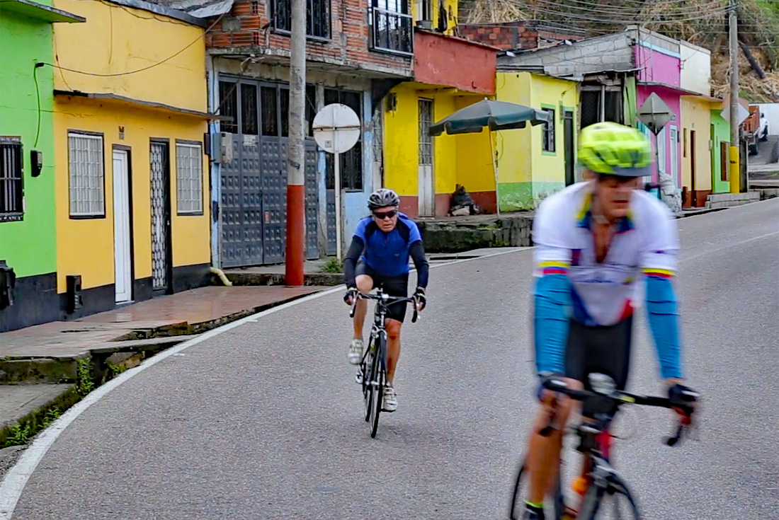 Cycle Colombia: Road Cycling 2