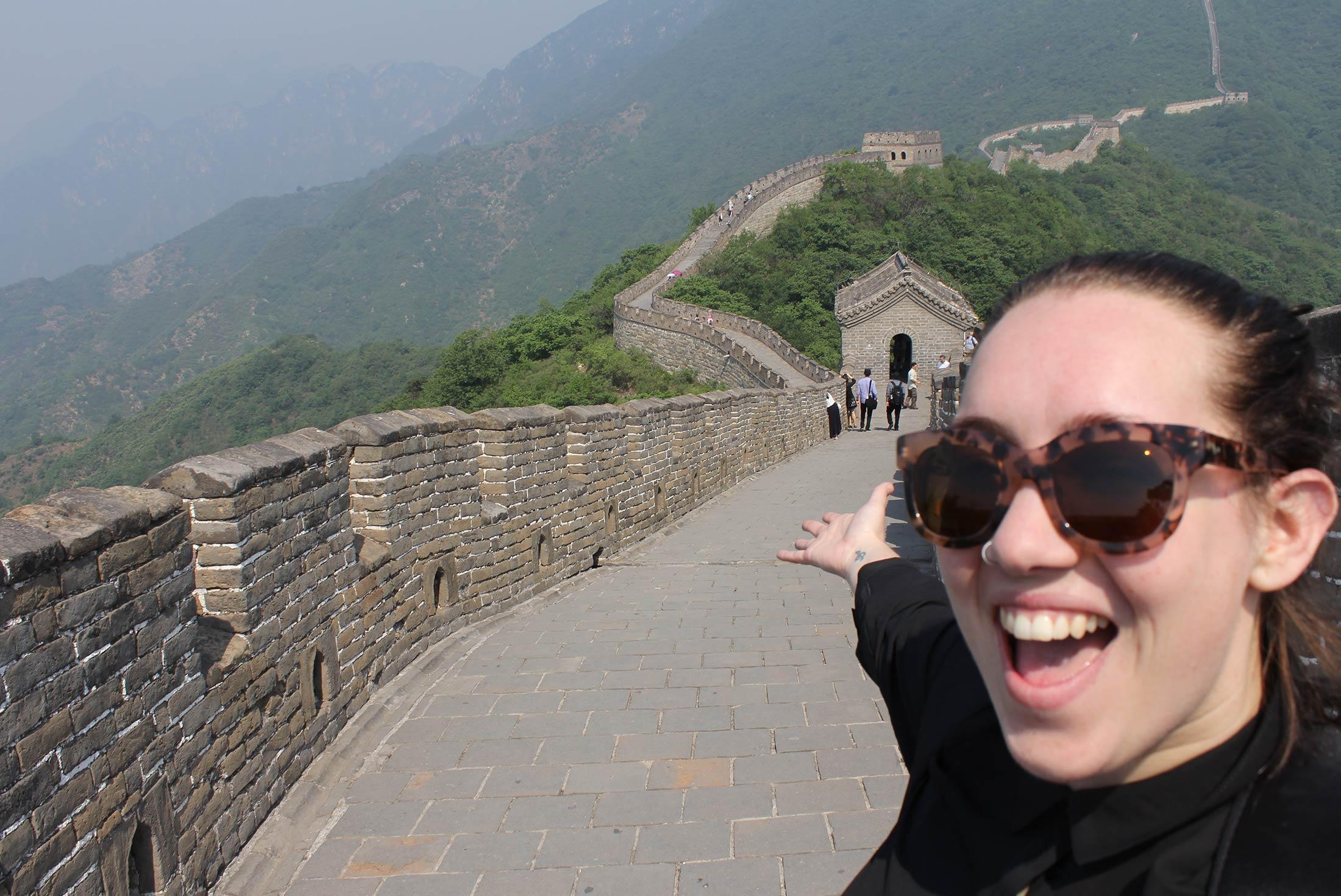 Beijing to Hong Kong Adventure