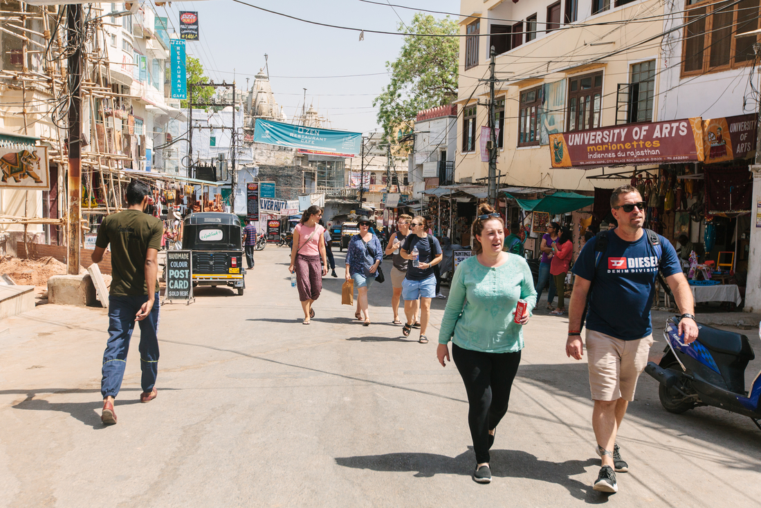 Northern India Family Holiday 3
