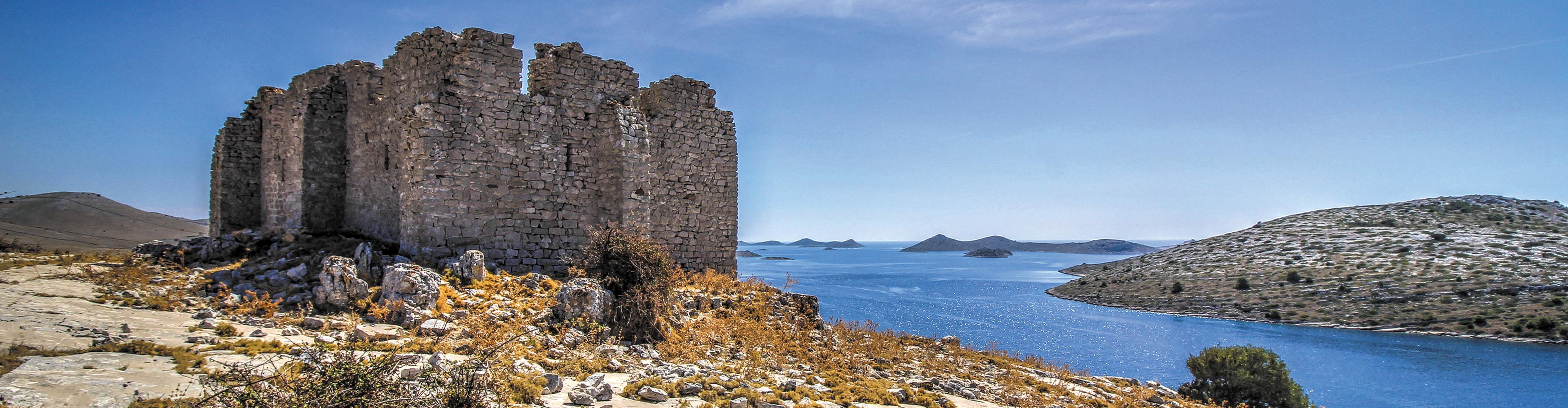 Cruising Croatia's Central Coast (Peregrine Dalmatia)