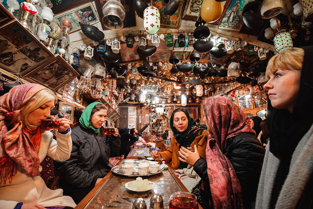 Iran: Women's Expedition 1