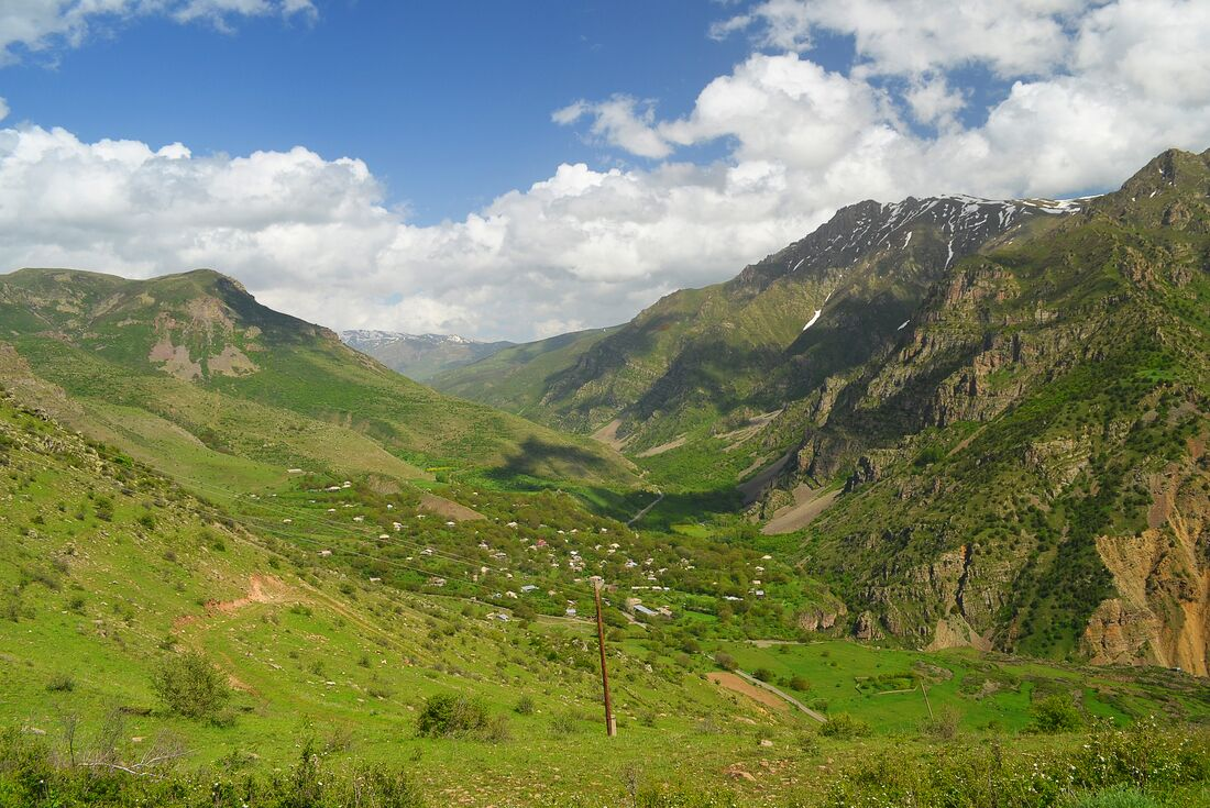 Trek Armenia: The Transcaucasian Trail 2
