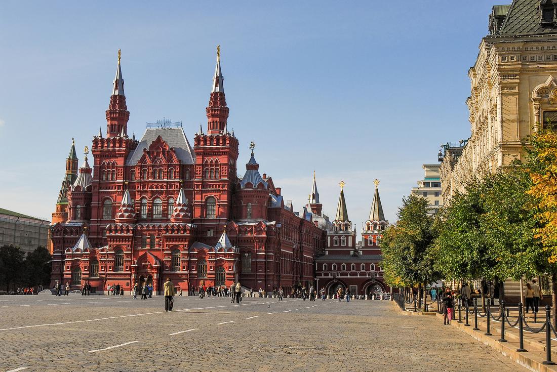 Beijing to St Petersburg 4