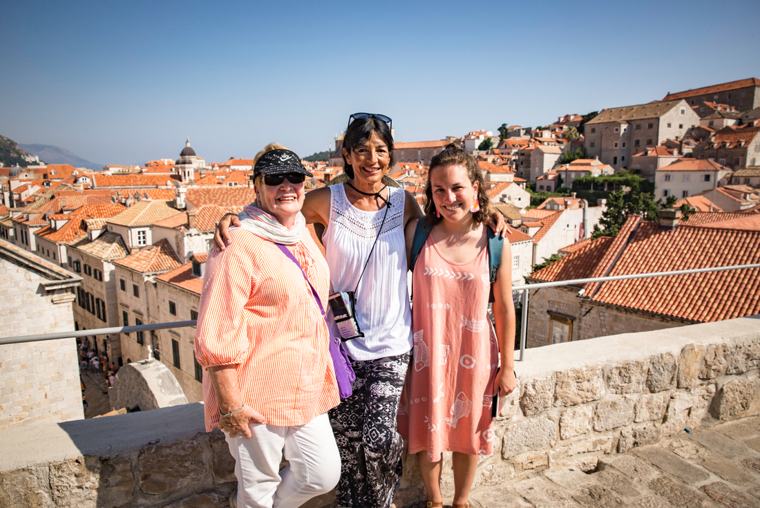 Cruise Croatia: Dubrovnik to Split via Zadar