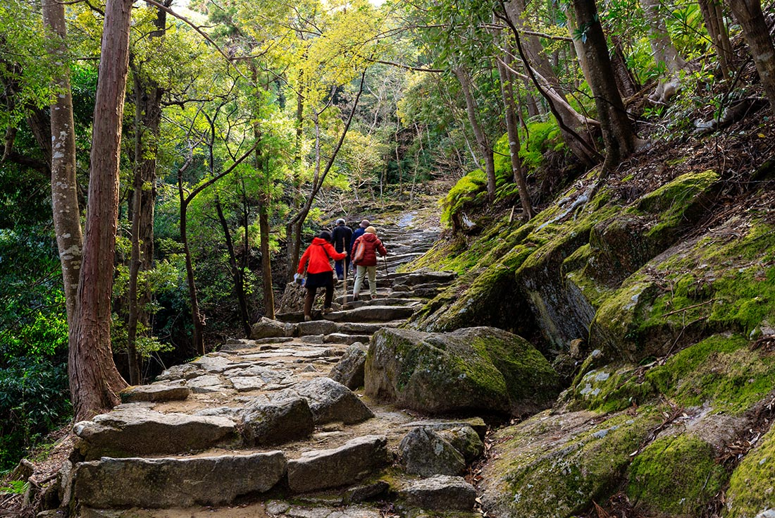 Japan: Hike, Bike & Kayak 1