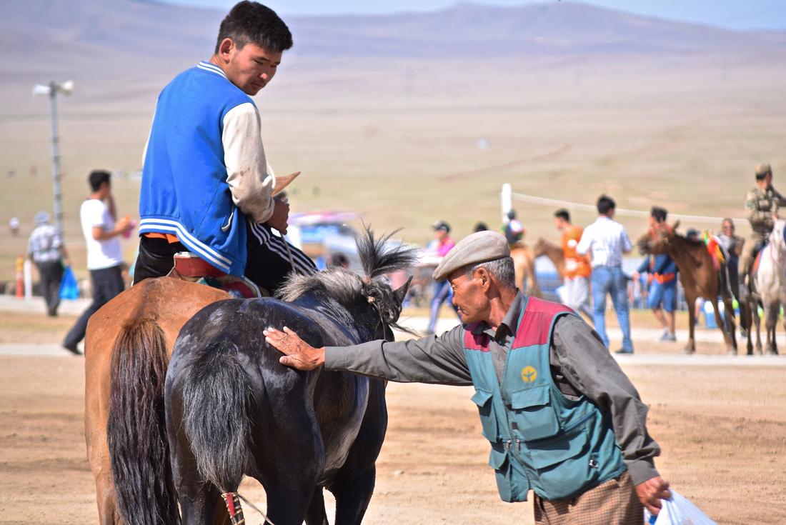 Mongolia's Naadam Festival 2