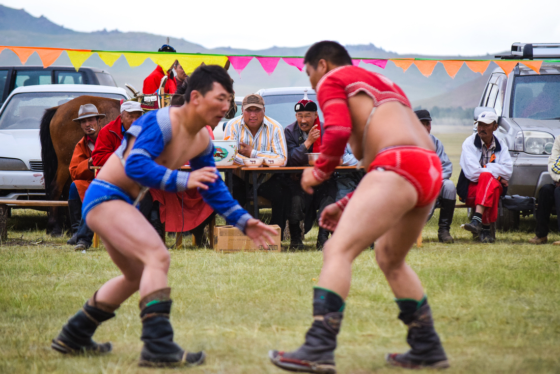 Mongolia's Naadam Festival 3