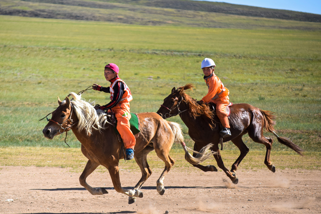 Mongolia's Naadam Festival 4