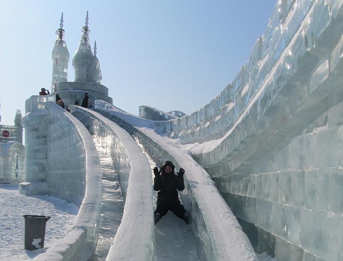 China's Harbin Ice Festival 2