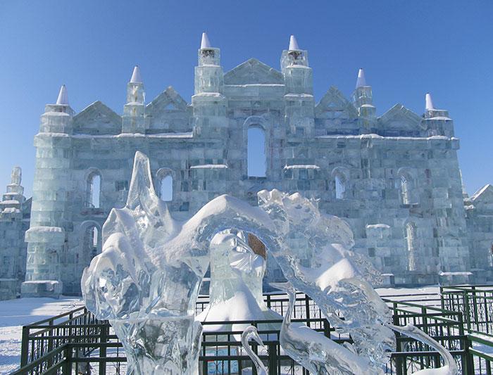 China's Harbin Ice Festival 3