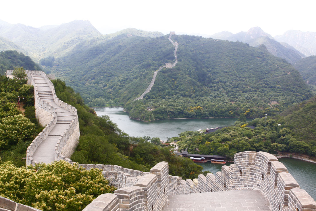 China: Great Wall Hike, Bike & Kung Fu 3