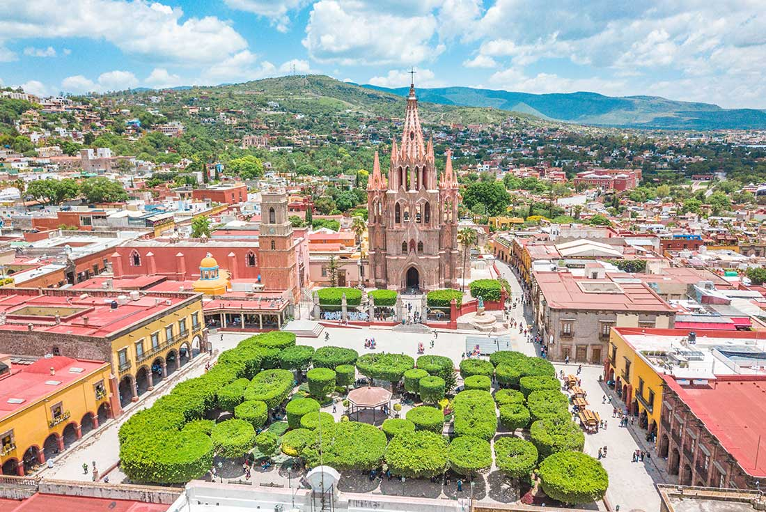 Greater Central Mexico 3
