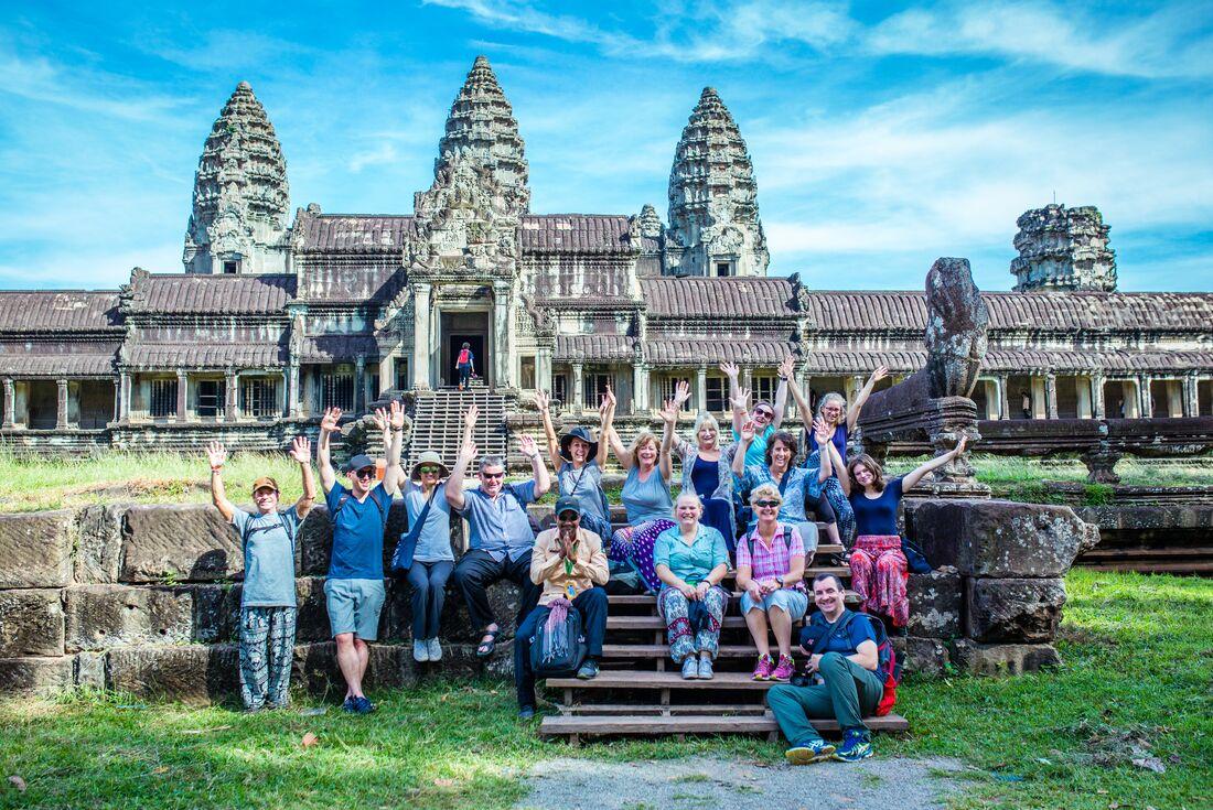 Cambodia & Thailand Traveller 3