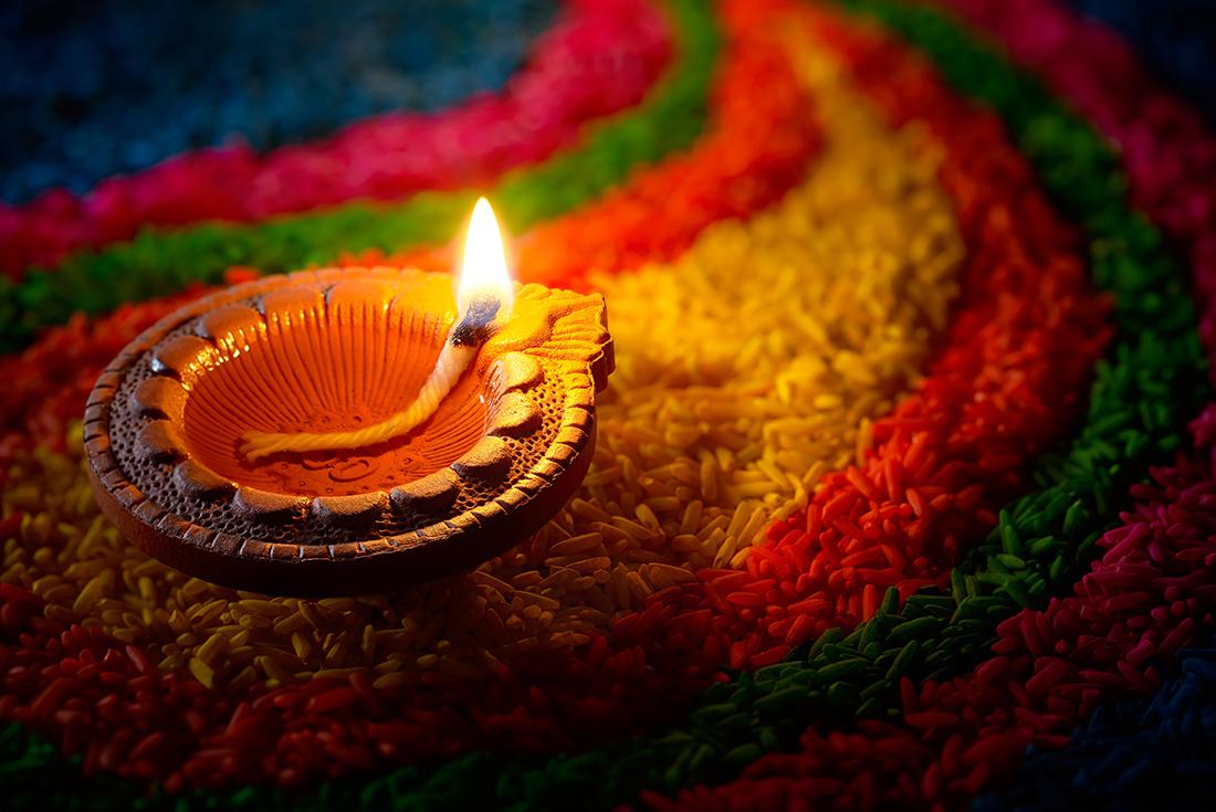 India's Golden Triangle - Diwali Festival 4