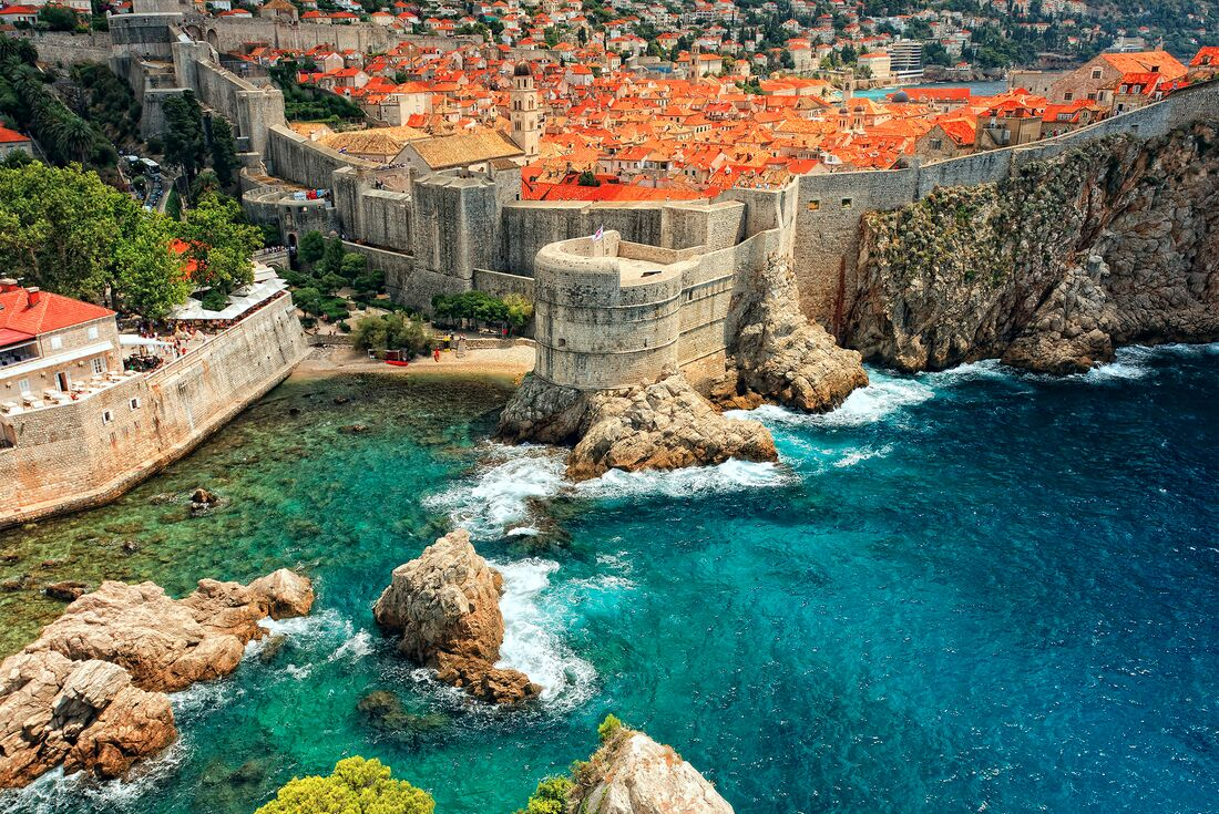 Croatia Coastal Cruising: Dubrovnik to Split (Lupus Mare) 4