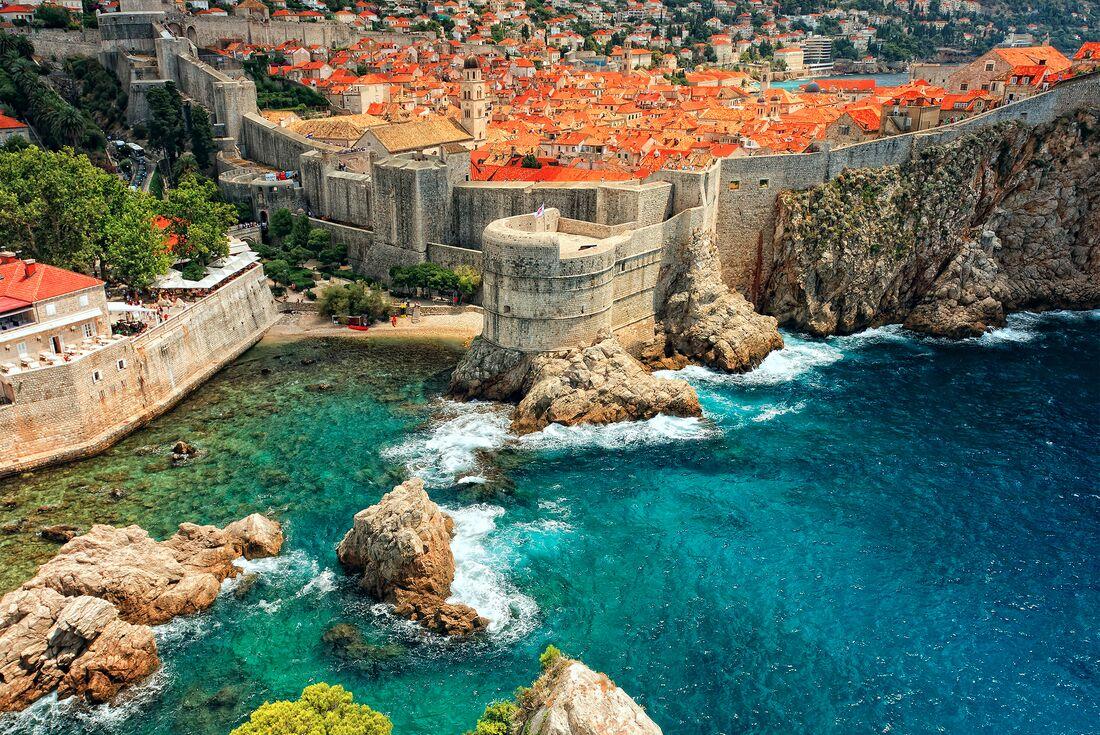 Cruise Croatia, Coast and Outer Islands: Split to Split 2