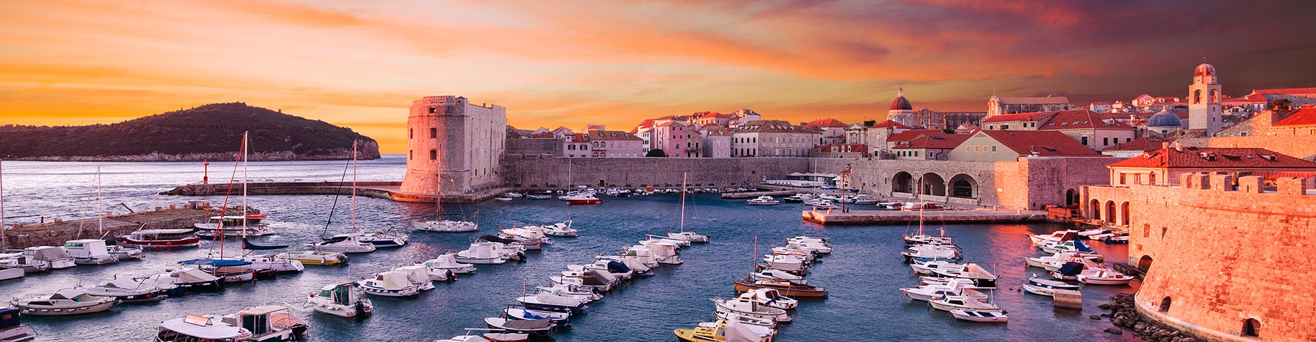 Cruise Croatia, Coast and Outer Islands: Split to Split