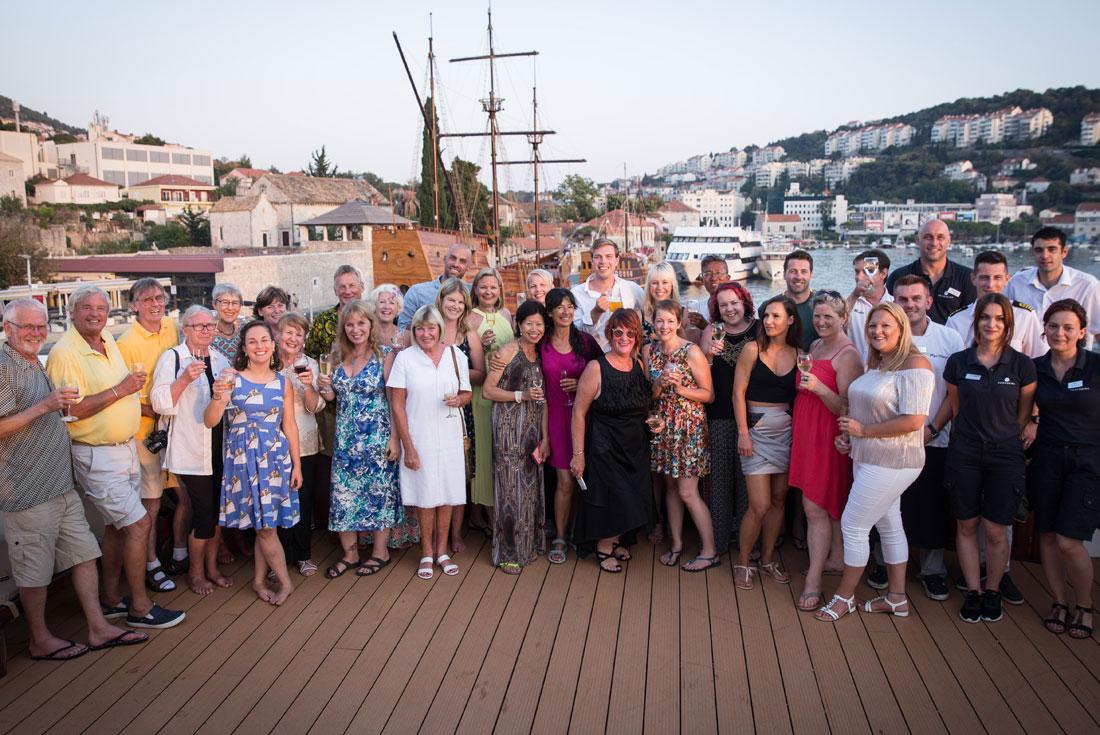 Cruise Croatia, Coast and Outer Islands: Dubrovnik to Dubrovnik 1