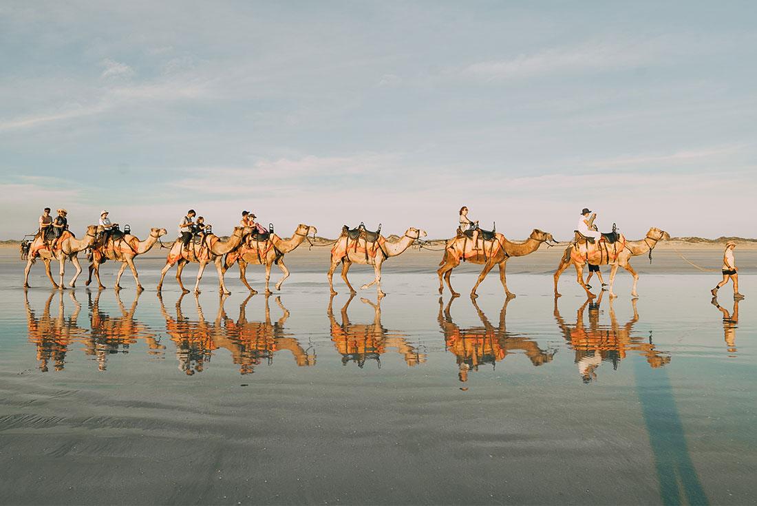 Perth to Darwin Overland 2