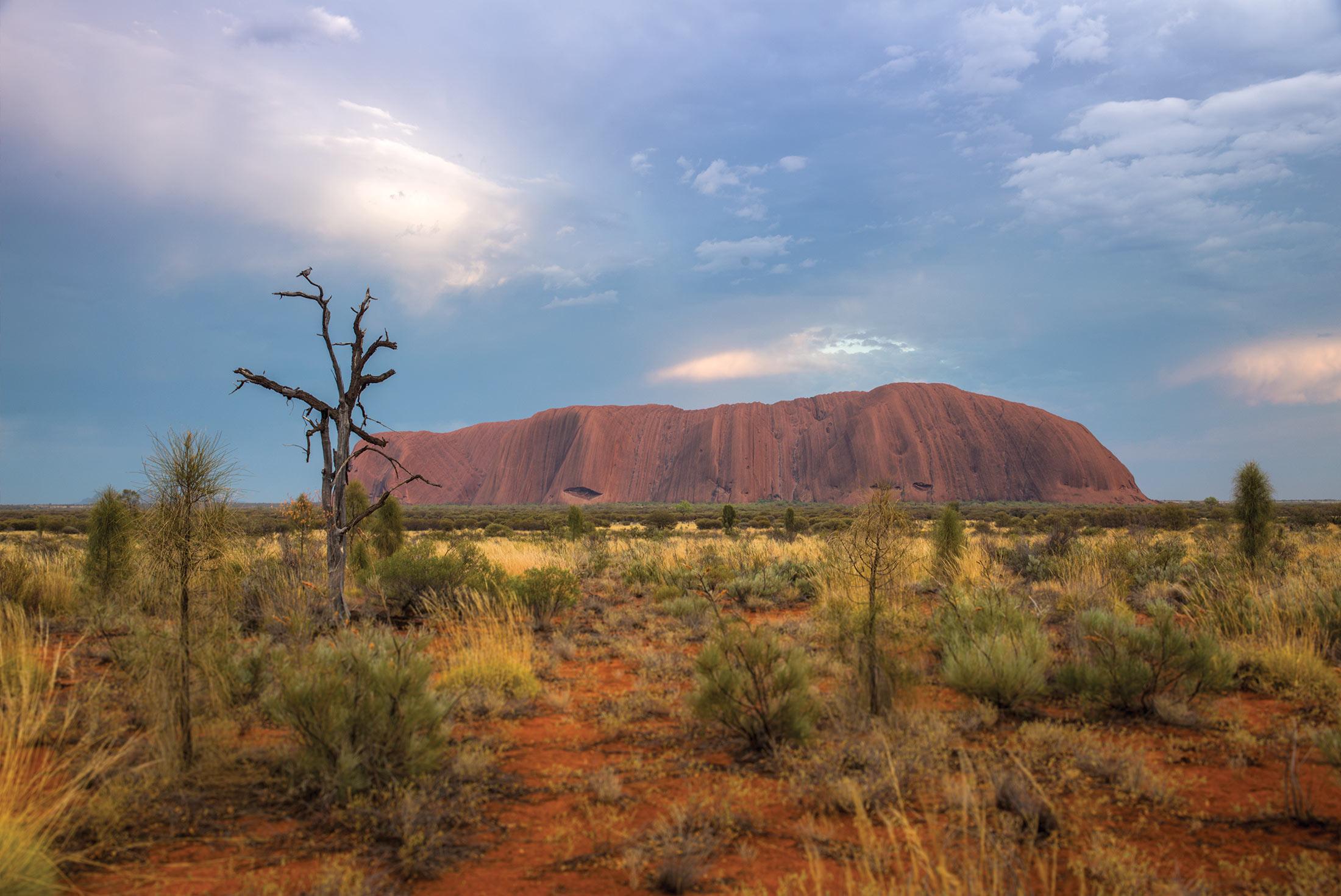 Outback Camping Adventure ex Yulara 2
