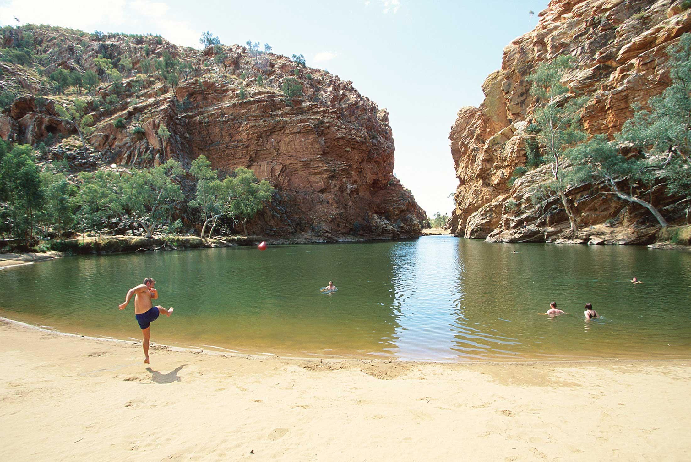 Outback Camping Adventure ex Yulara 4