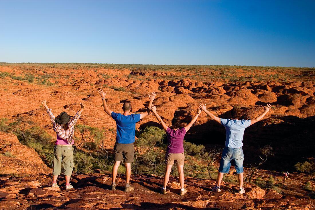 Uluru Camping Getaway 2