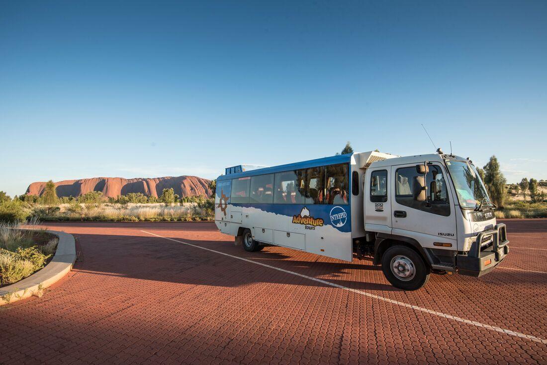 Uluru Camping Getaway 4