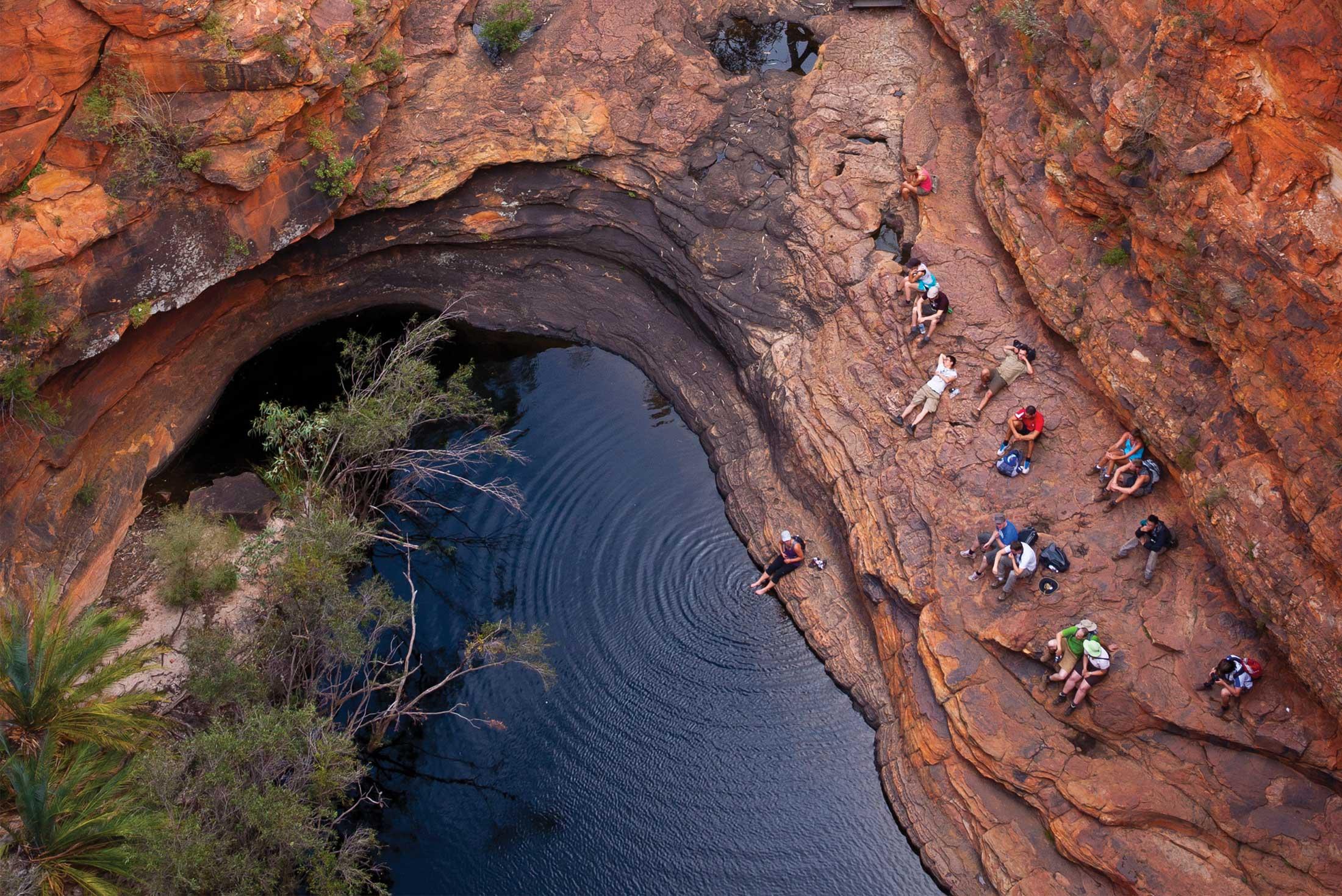 Northern Territory Encompassed Northbound 2