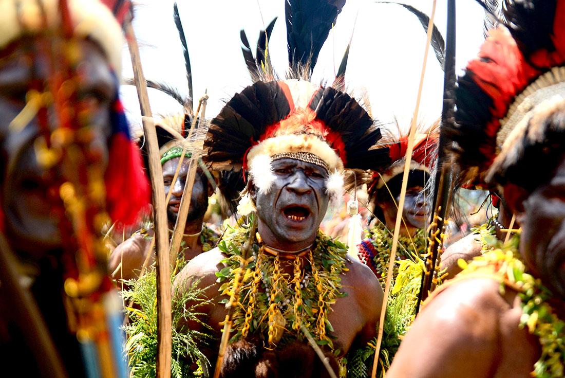 Goroka Show, Papua New Guinea - Limited Edition 1