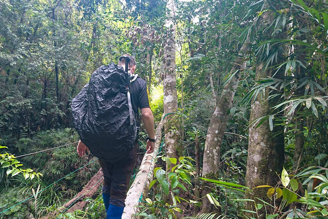 Borneo Expedition: Sabah's Lost World - Maliau Basin 1