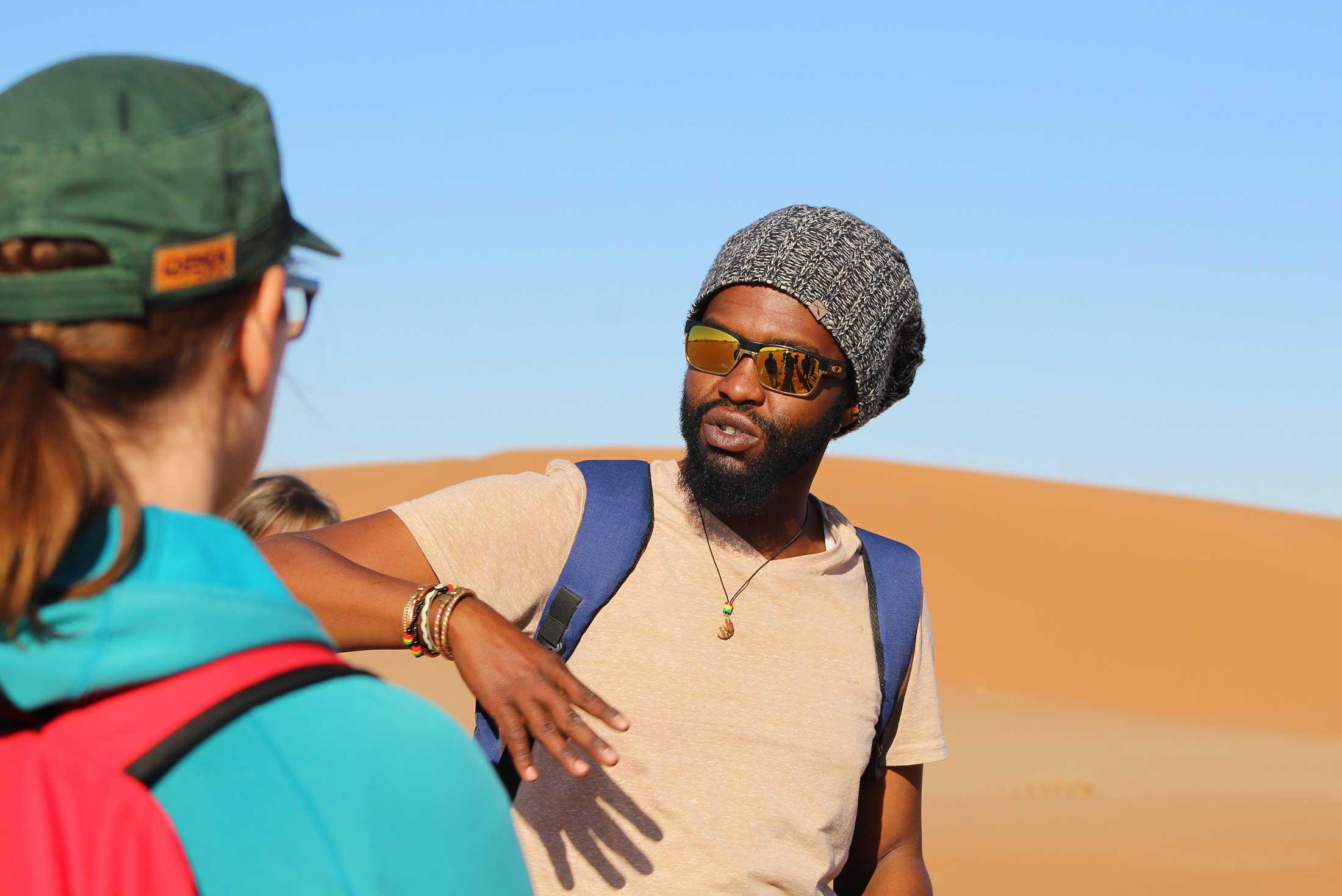 Namibia Dunes - Camping 2