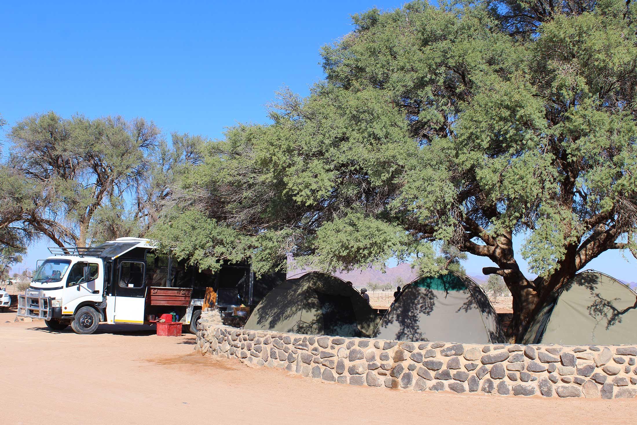 Namibia Dunes - Camping 3