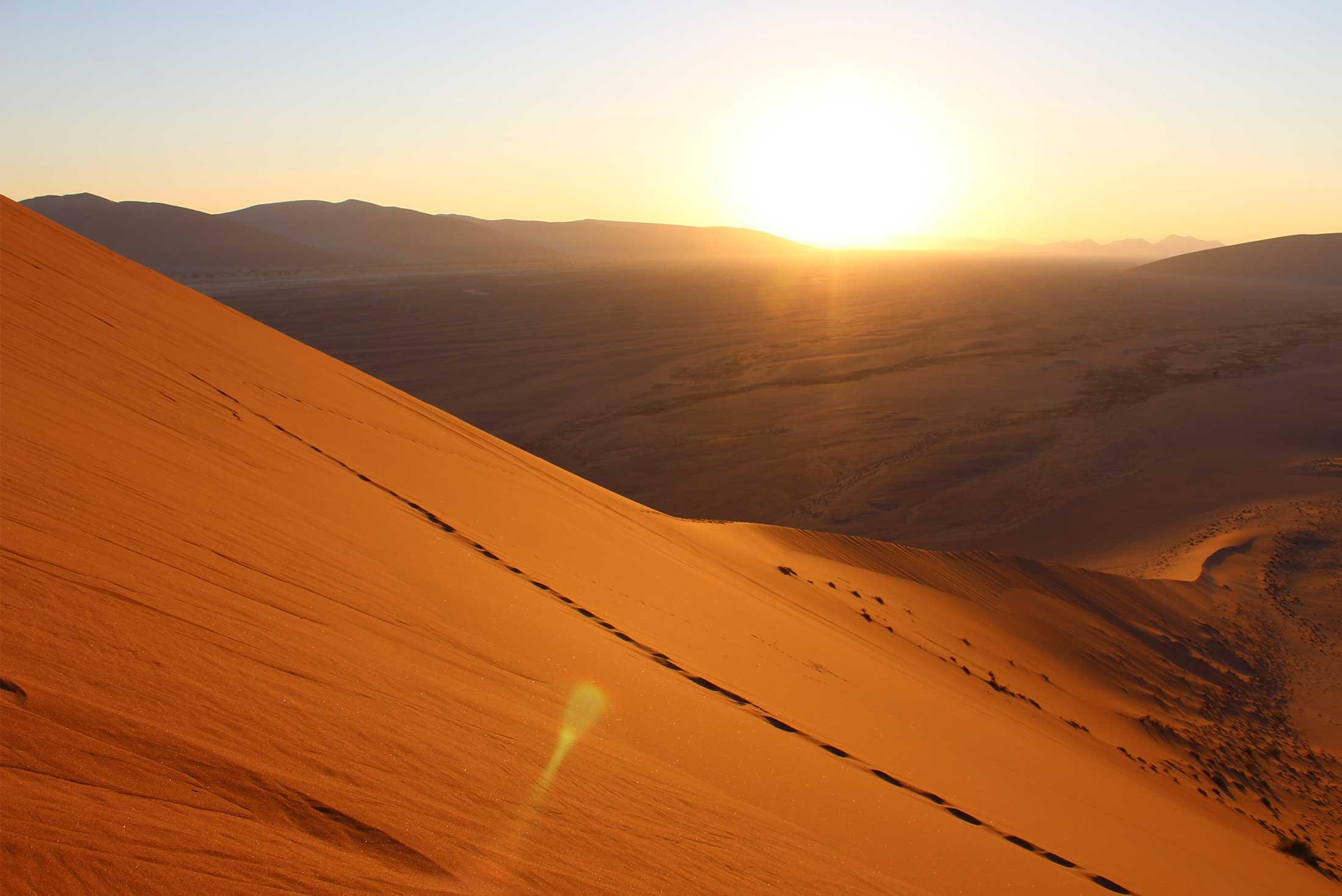 Namibia Dunes - Camping 4
