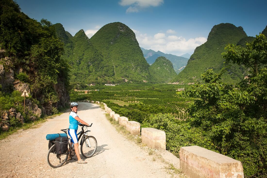 China: Hike, Bike, Kayak & Kung Fu 4