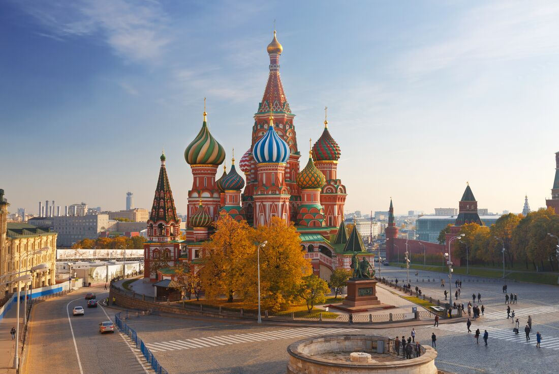 Highlights of Russia & the Baltics 3
