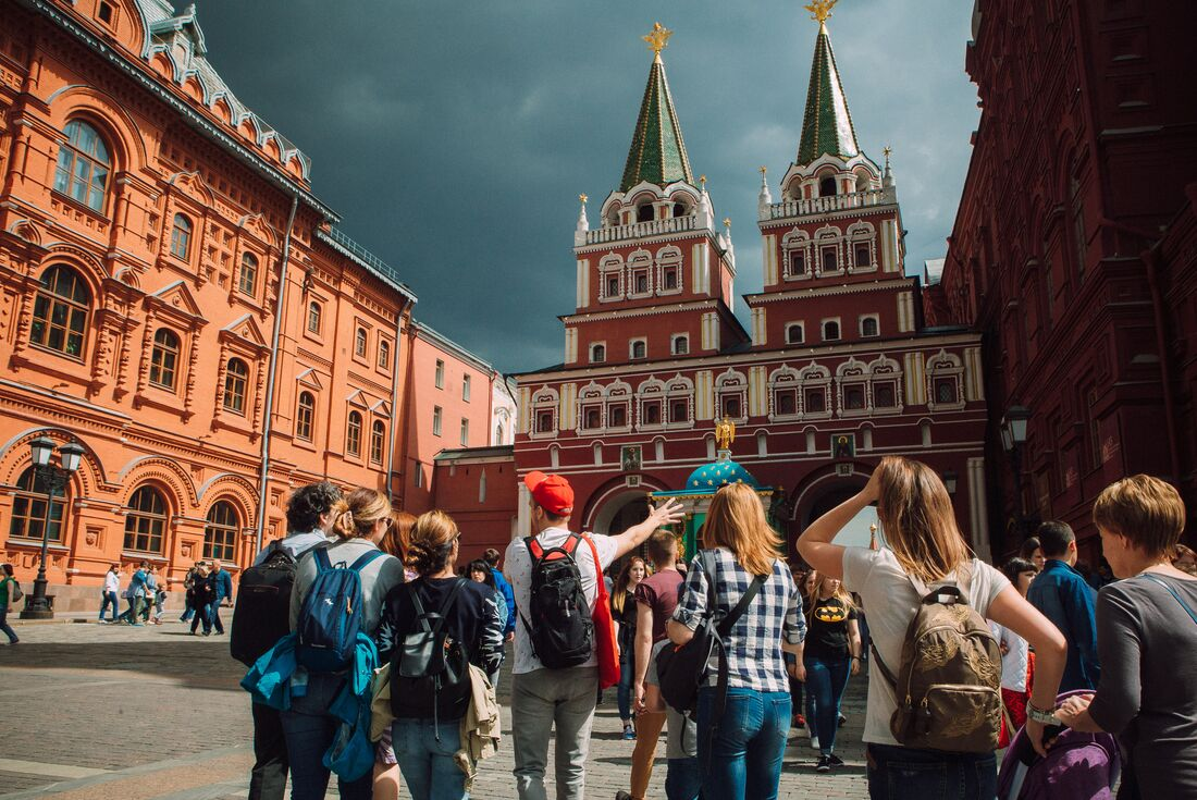 Highlights of Russia & the Baltics