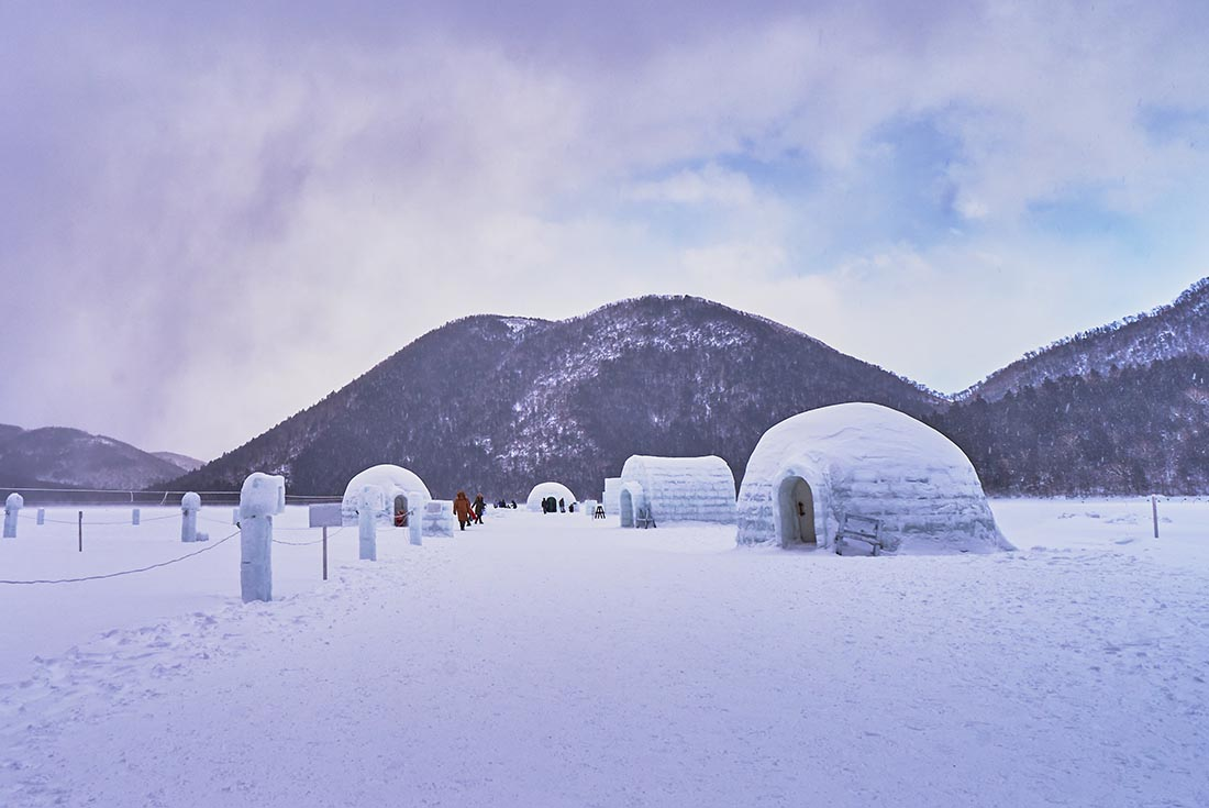 Japan Expedition: Hokkaido Winter Adventure 3