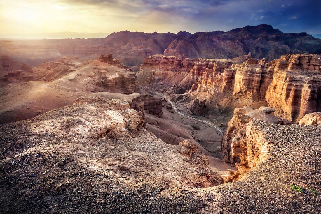 Explore Kyrgyzstan to Turkmenistan 3