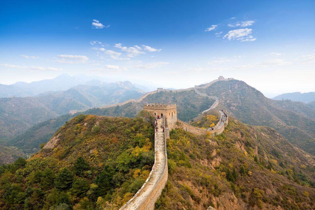 Beijing to Hong Kong Getaway 2