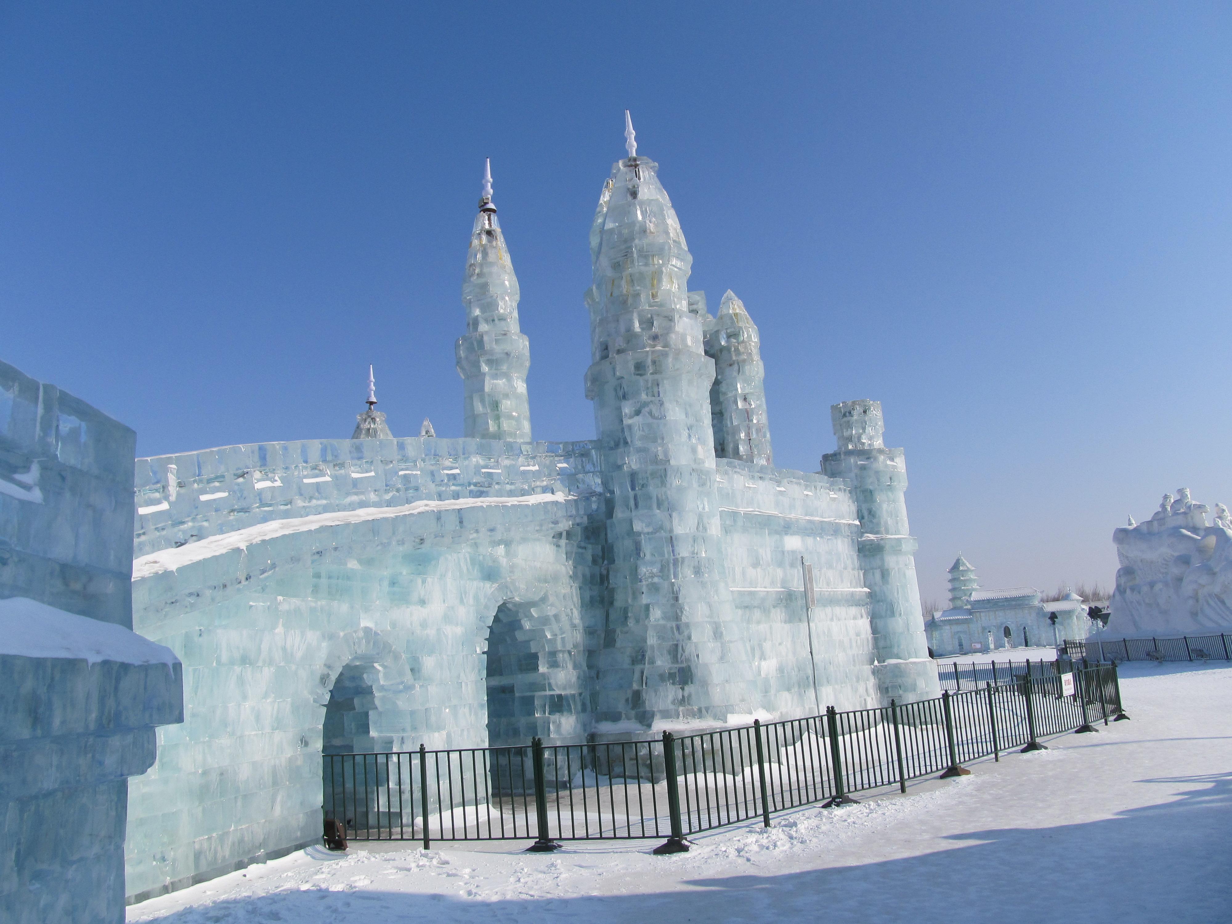 China Highlights & Harbin Ice Festival 3