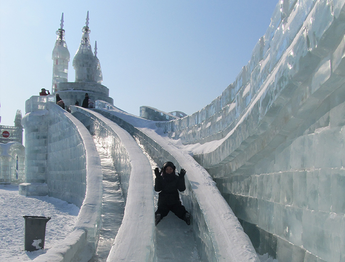 China Highlights & Harbin Ice Festival