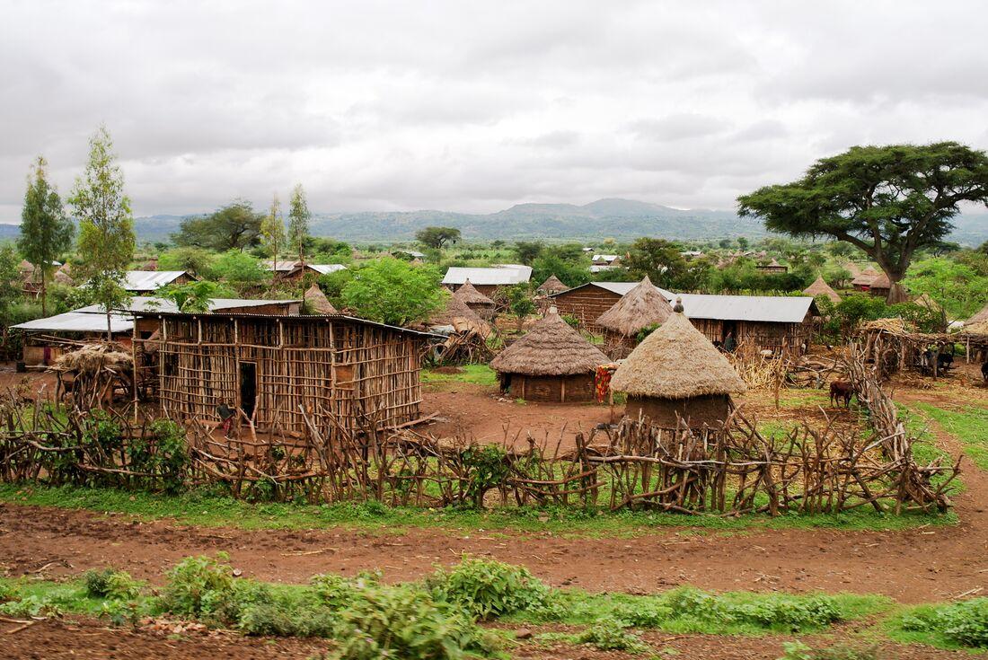 Trek Ethiopia: The Simien Mountains 4