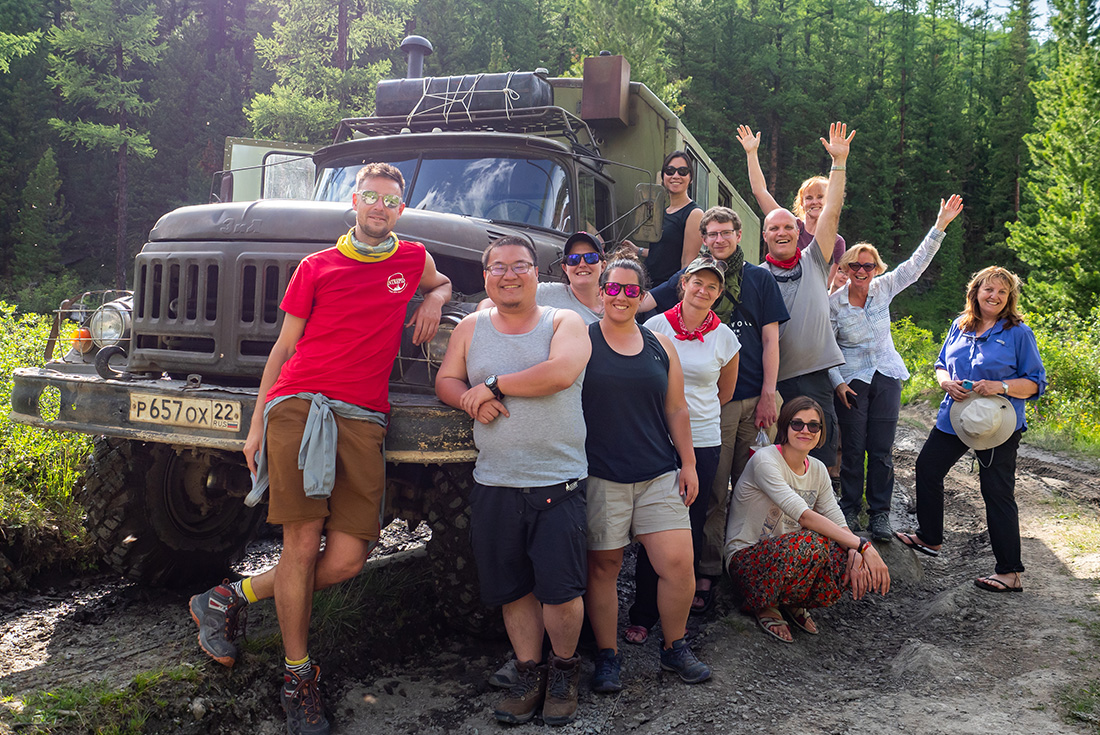 Altai Mountains Expedition: Kazakhstan to Mongolia 2