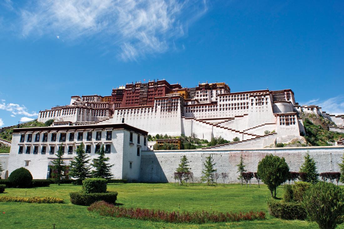 Tibet: Beijing to Delhi 3
