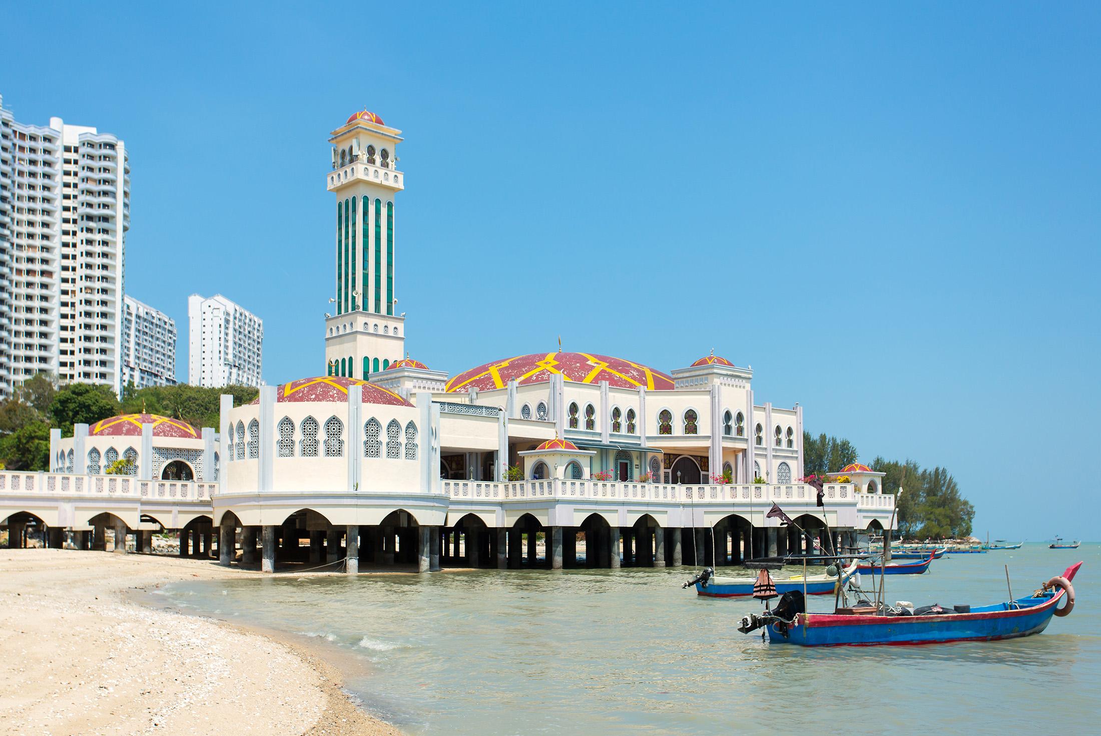 Cruising Thailand & Malaysia Southbound: Phuket to Penang 4